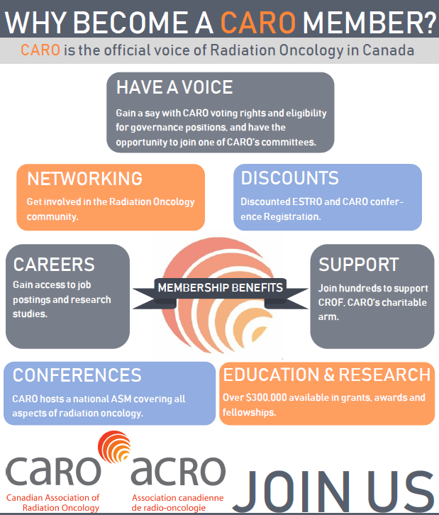 Membership Benefits • Canadian Association of Radiation Oncology